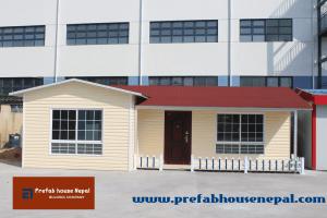 prefab house image